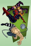 Spider-Man versus...