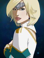 Aion Sorceress by Ederoi