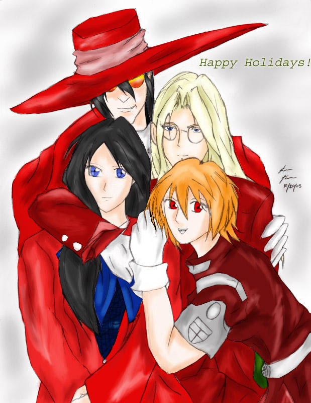 Christmas Alucard Images - Reverse Search
