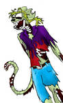 Zombies 2.0 Alex