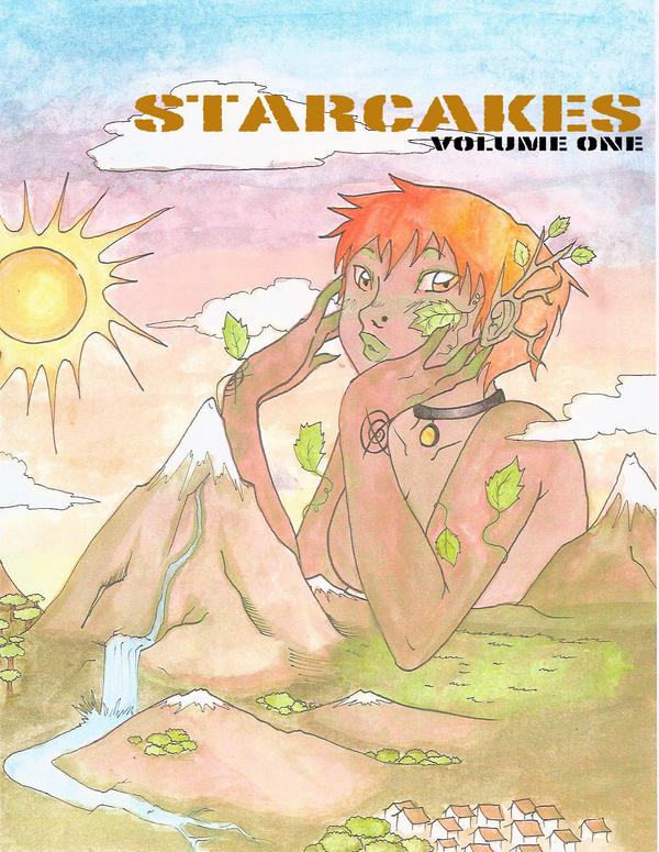 Starcakes Vol. 1 Cover
