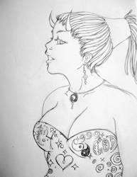 Colorless Queen
