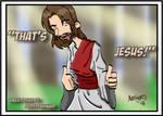 That's Jesus
