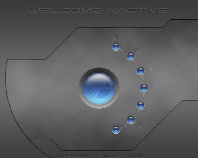 Alien Splash by xactive