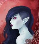 Marceline by Dilamon