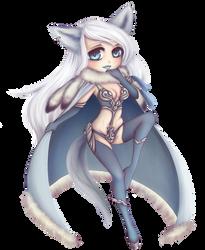 Mystira the Arctic Assassin by Dilamon