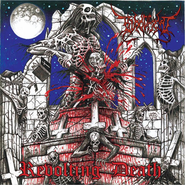 Bloodfiend 2015 Revolting Death 2015 Compilation
