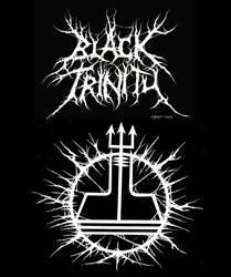 Black Trinity sigil by ArtsOfTheUnspeakable