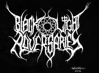 Black Light Adversaries logo by ArtsOfTheUnspeakable