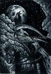 DeathRider by ArtsOfTheUnspeakable