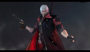 Dante Sparda by Dampir07