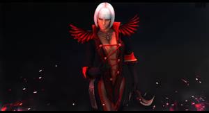 Red Assassin by Dampir07