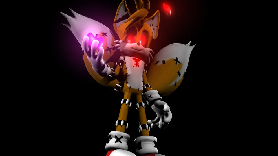 Heartless Tails Doll 3D By Velox-zone On DeviantArt
