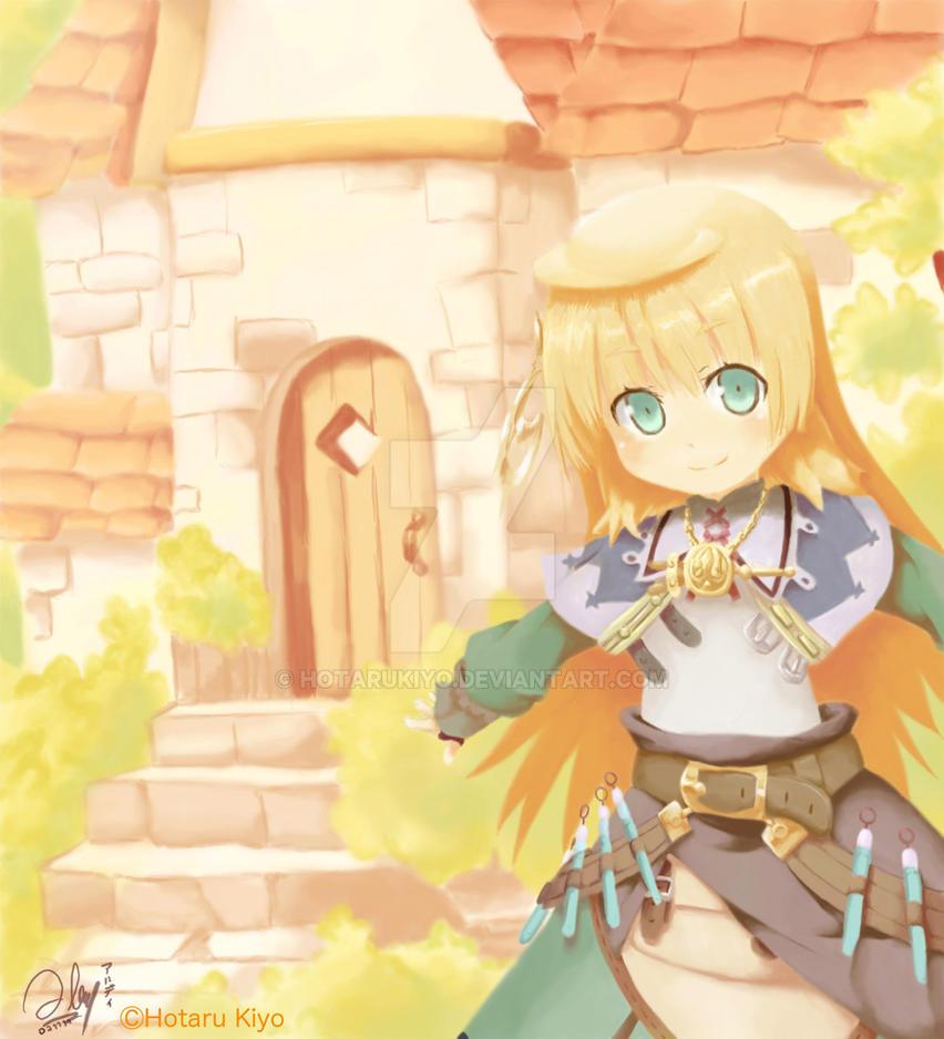 FA: Noora Brandor by HotaruKiyo
