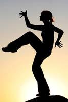 Sunset dance by BlastOButter