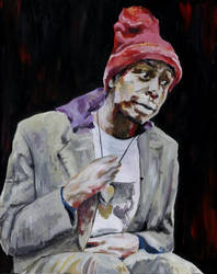 Tyrone Biggums from the Chappelle Show by QriousGirl