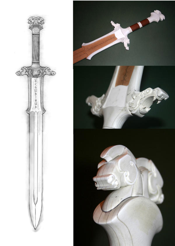 ewing family sword by james-ewing