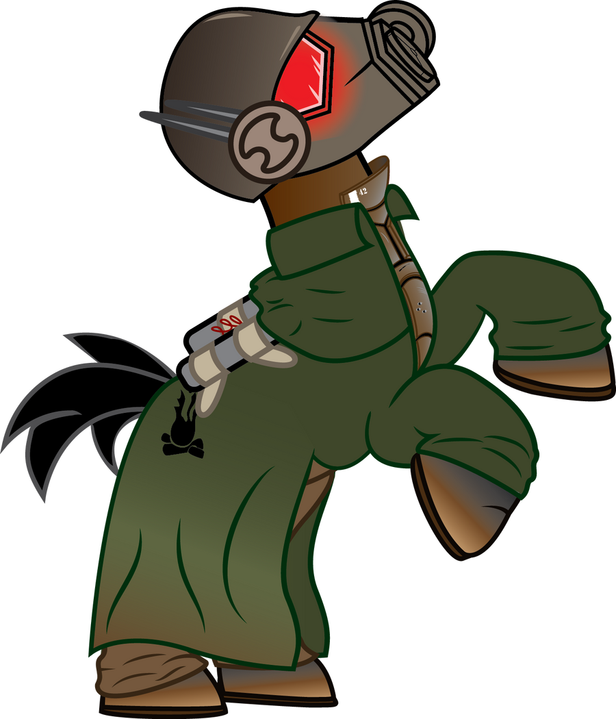Desert Ranger(WIP) by Atta-CrossRoads