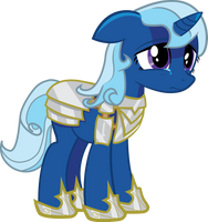 Starry Night: Sad Sword Mare [COMMISSION] by Atta-CrossRoads