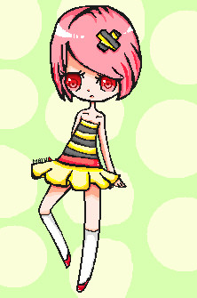 attempt on mouse pixel art by mayuyu-chan
