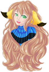 Little Pika (Request) by PastelDancer