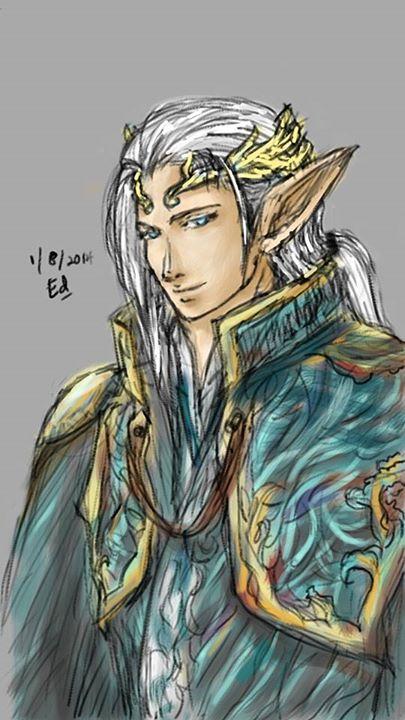 Elwe by asukakanzaki