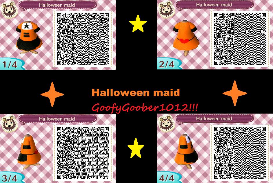 Halloween clothing by GoofyGoober1012 on DeviantArt