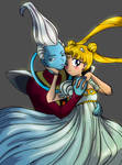 Whis and Serenity