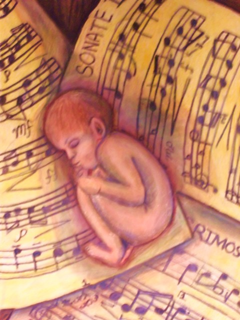 Saviha's Art Cabinet Birth_of_a_musician_by_shadowstarlette-d2zwv77