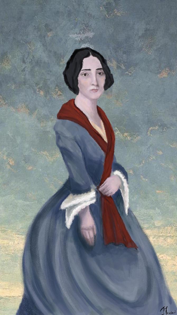 The Duchess of Plaisance by IreneTheochari