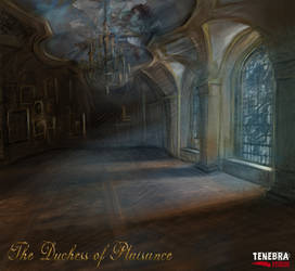 Duchess of Plaisance Ballroom Concept Art