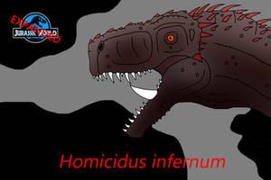 Hybrid Files: Homicidus by PaleoCheckers