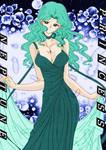Michiru Kaioh - Princess Neptune