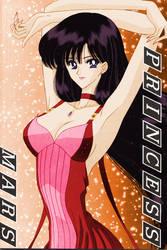 Rei Hino - Princess Mars