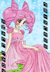 Chibi-Usa - Princess Chibi Moon