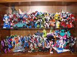 My Transformers Display Case 2