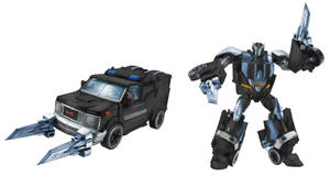 Movie Ironhide Digibash by Air-Hammer