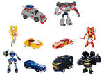 Mighty Orbots Digibash