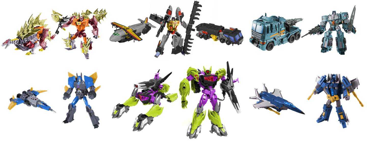 Five Faces Errors Digibash by Air-Hammer