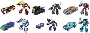 Shattered Glass Stunticons Digibash