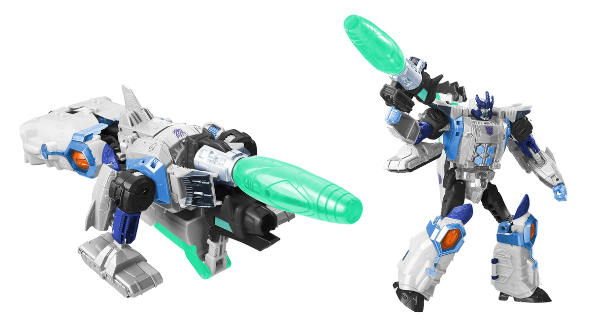 Energon Megatron Digibash by Air-Hammer