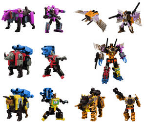 G2 Predacons Digibash by Air-Hammer