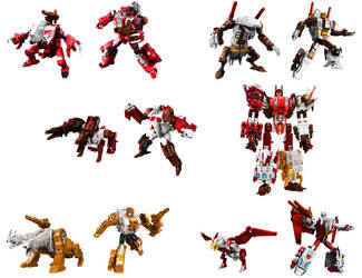 Shattered Glass Terrorcons Digibash by Air-Hammer