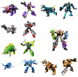 G1 AoE Dinobots Digibash 2