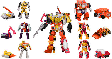 Construction Force Digibash