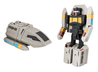 Geordi La Forge Shuttlebot Digibash
