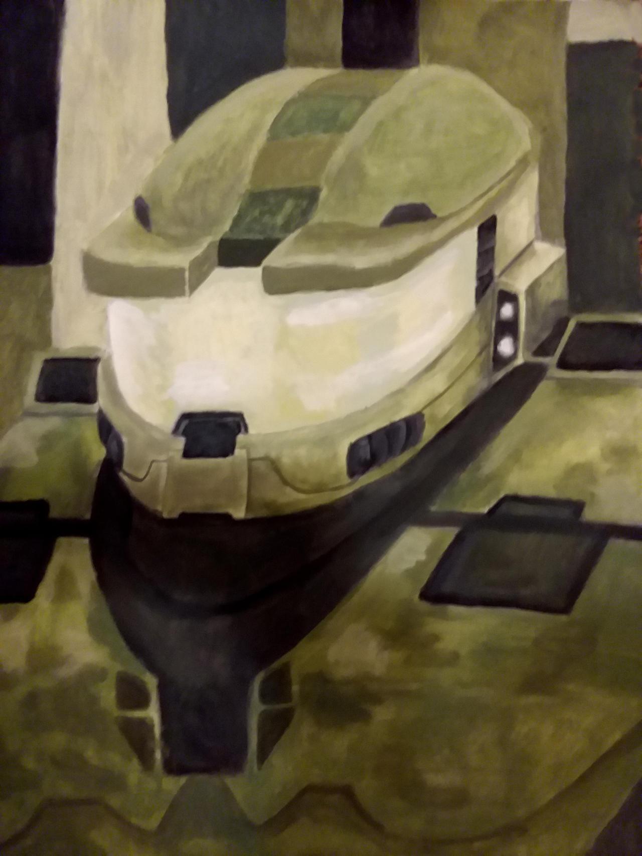 Spartan Acrylic Paint