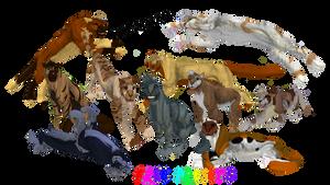 Free Cat Presets by LonlyNightWalker