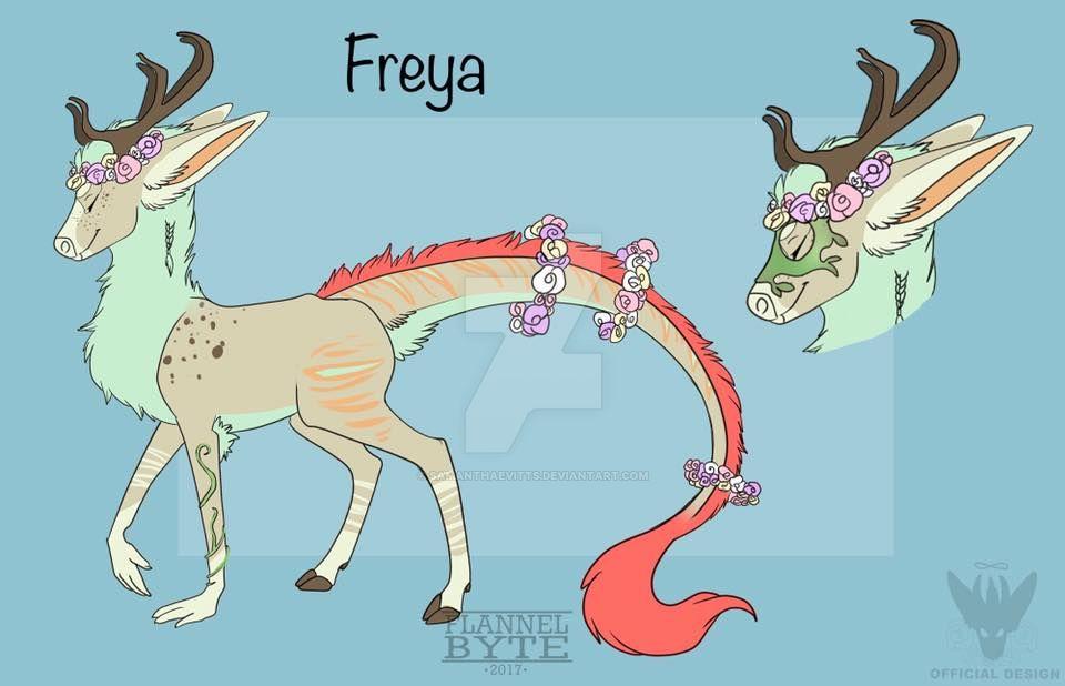 Freya by SamanthaEvitts