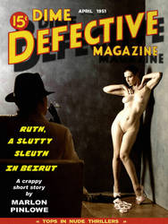 Dime Defective Magazine by phibesby